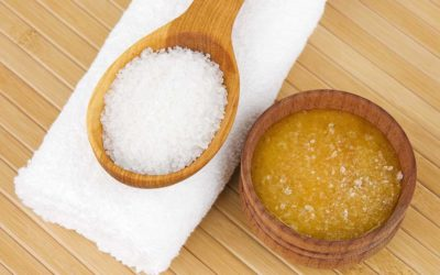 DIY Body Scrubs — Keep Your Skin's Summertime Glow Even During Winter With These Skin Care Scrubs